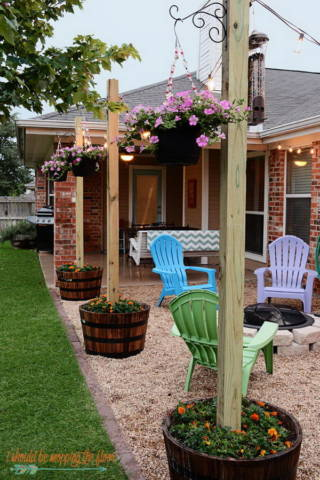 Outdoor Exterior Flooring Ideas For Patios Fire Pits More Crystal Valley Blog